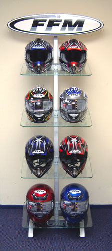 Ffm Helmet Stand